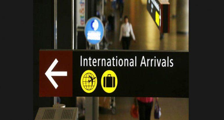 Entran en vigor nuevas restricciones de ingreso a EE.UU.