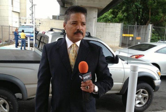 Víctima de robo Pedro Rosa Nales