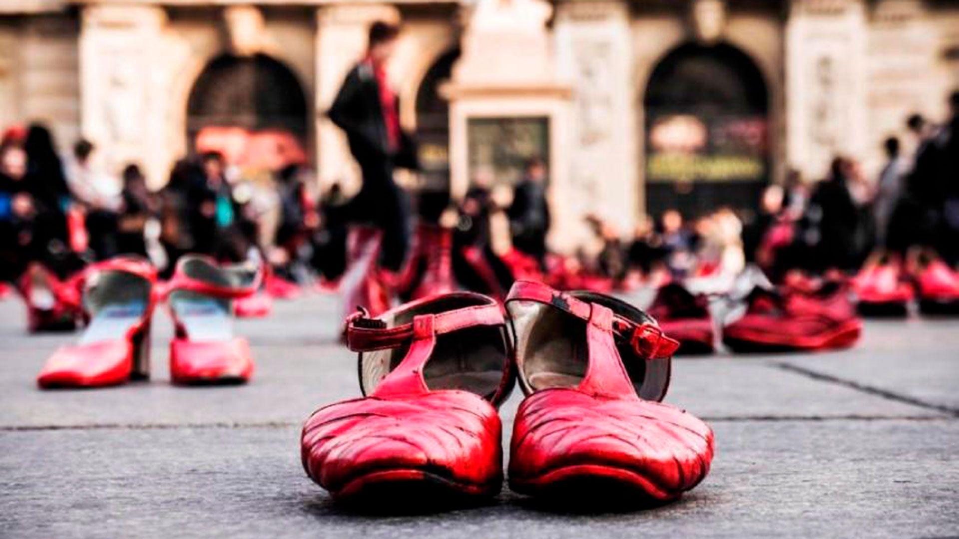 en venezuela, cada 20 horas hay una accion femicida