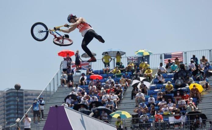Tokio: Venezolano Daniel Dhers logra la plata en el BMX Freestyle