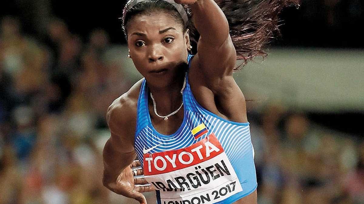 colombia: la campeona olimpica catherine ibargüen salta al mundo de la politica