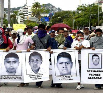En México no creen que estén vivos los 43 desaparecidos