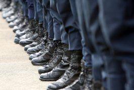policias se manifestaran frente a las oficinas de las junta de supervision fiscal