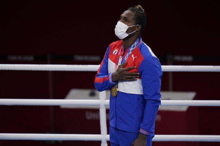 Julio La Cruz gana el tercer oro de Cuba en boxeo