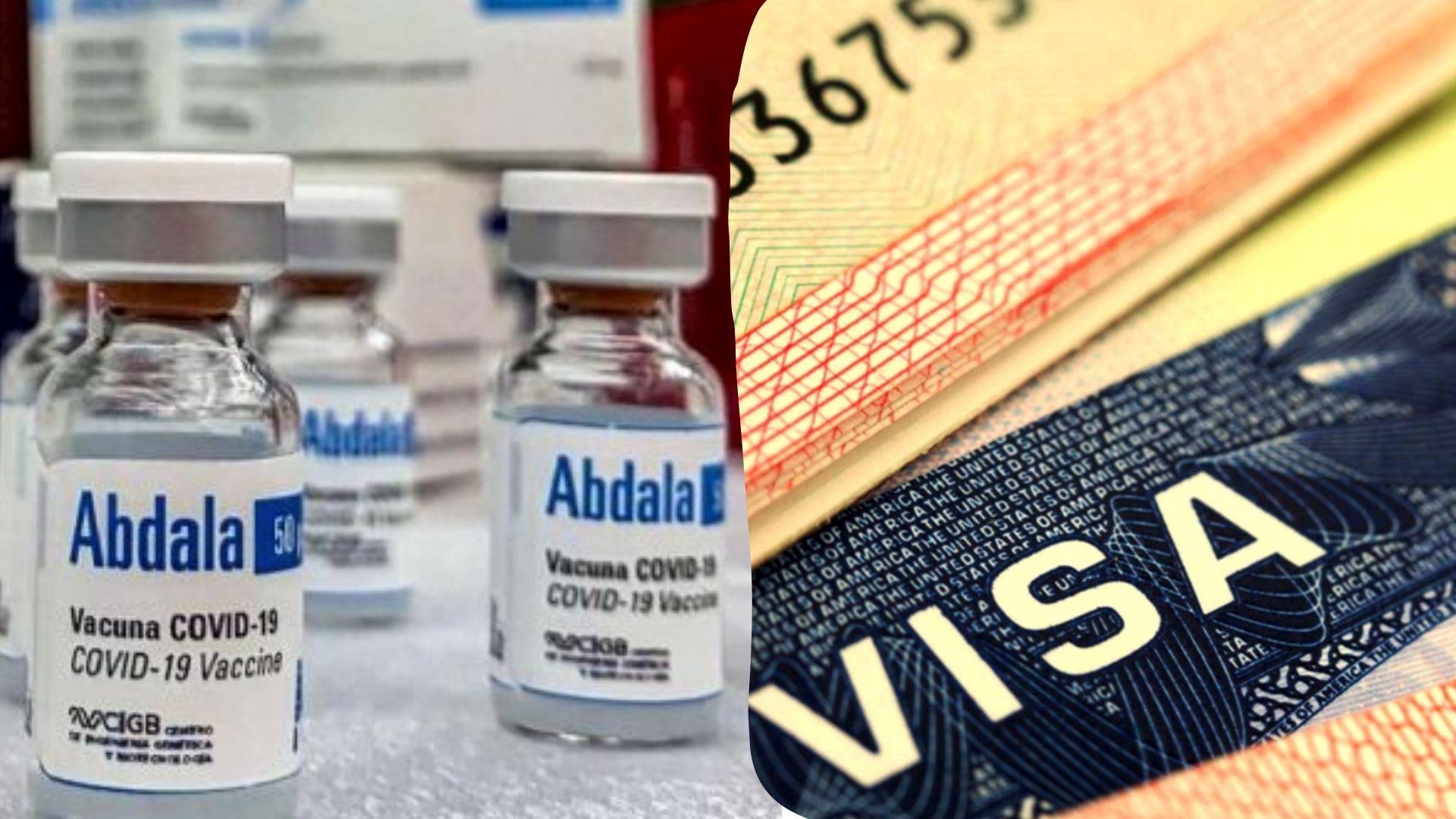 cdc: vacunados con abdala y sputnik necesitan nuevas vacunas para viajar a eeuu