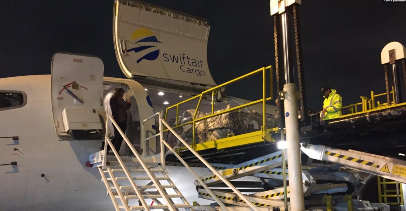eeuu aprueba 13 vuelos con ayuda humanitaria desde miami a santa clara y holguin