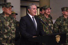 duque pide a eeuu que declare a venezuela promotor del terrorismo por su supuesto apoyo a grupos armados