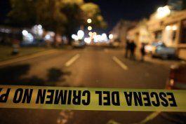 la policia registro tres balaceras este domingo