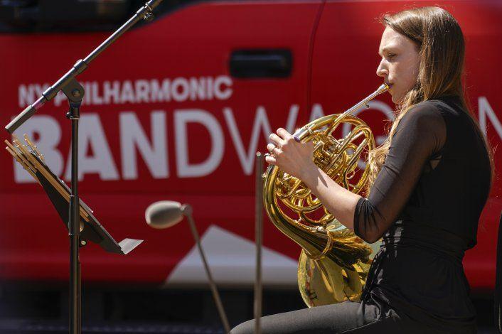 Lincoln Center regresa con conciertos al aire libre