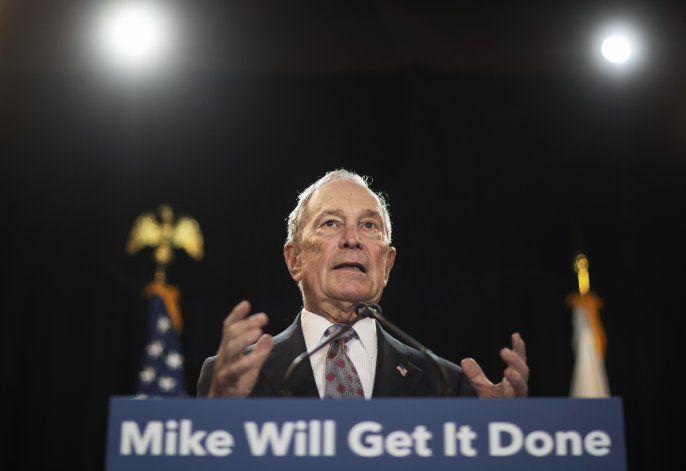 ¿Bloomberg intenta comprar el voto en Florida? el multimillonario pagará multas y costos judiciales a  exconvictos para que puedan votar