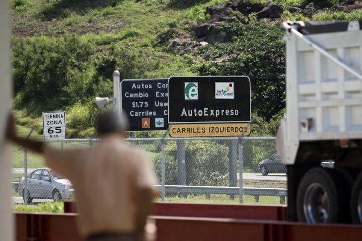 Con el aumento en las tarifas de peaje, ¿cuánto más costará transitar por las autopistas de Puerto Rico?