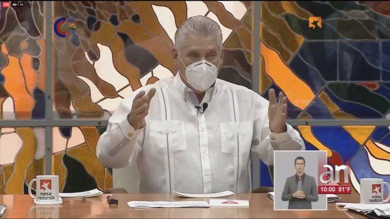 Díaz-Canel aseguró que el cambio de moneda no será como el que hizo Fidel Castro en 1961