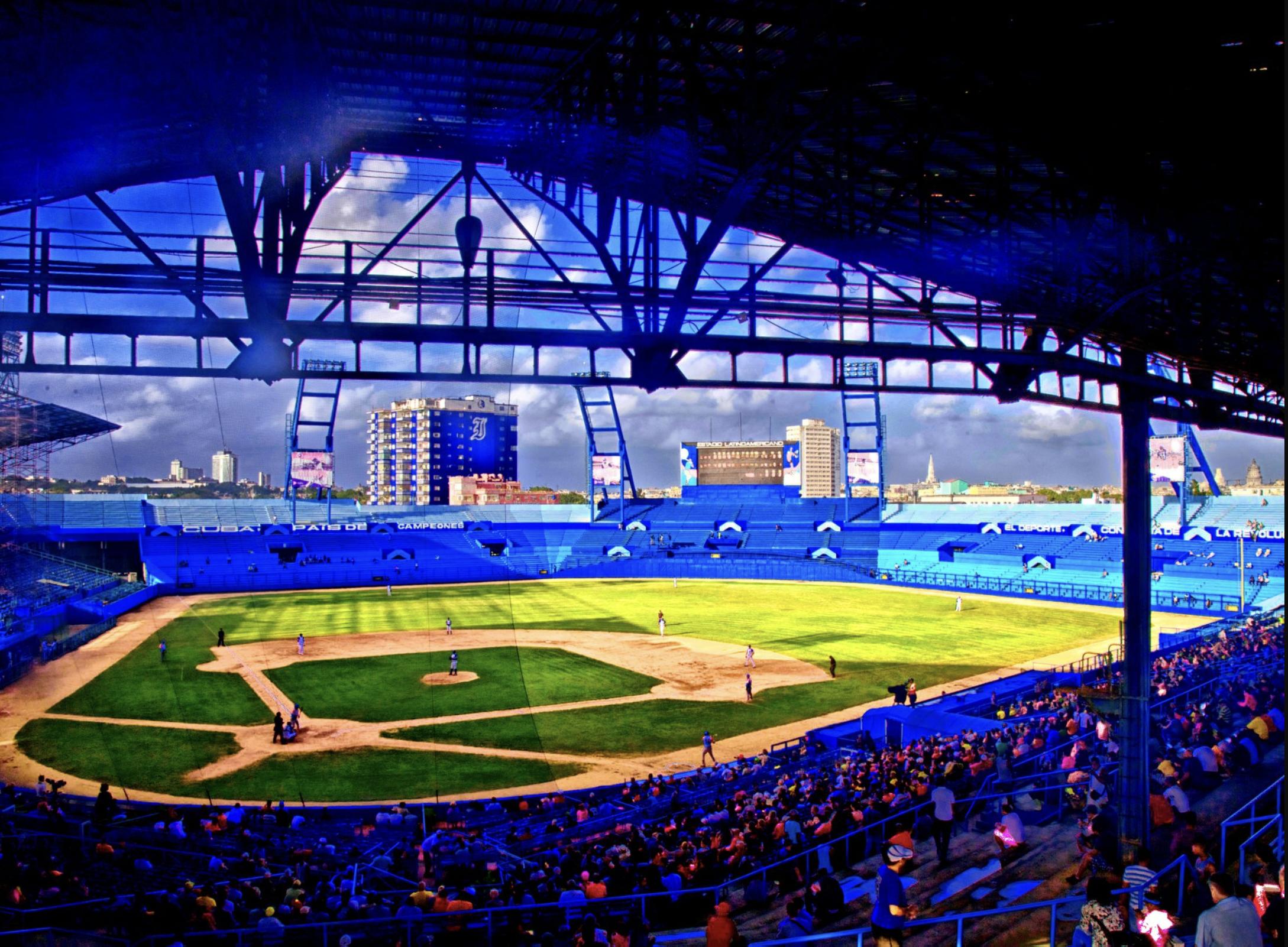 el estadio latinoamericano sera administrado por formas de gestion no estatal