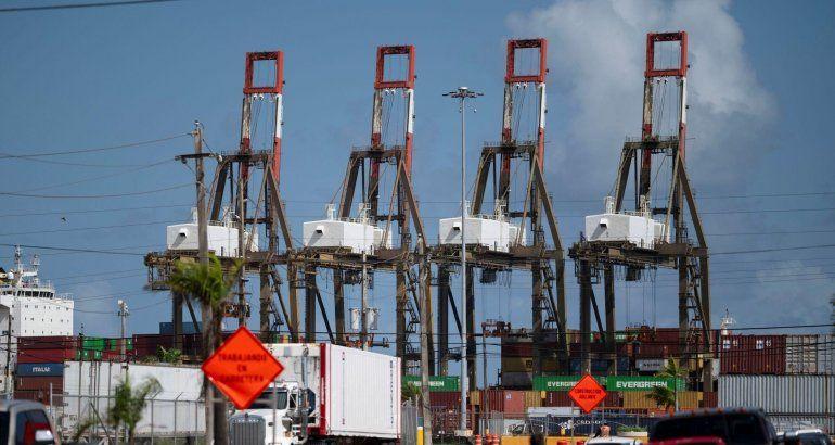 Conflicto obrero patronal mantiene mercancía internacional varada en los puertos