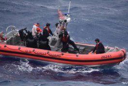 guardia costera repatria 14 cubanos interceptados en bahamas