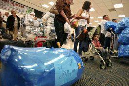 american airlines tiene problemas con el equipaje de los vuelos miami-cuba