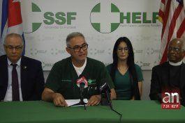 solidaridad sin fronteras pide que se abra un corredor humanitario hacia cuba