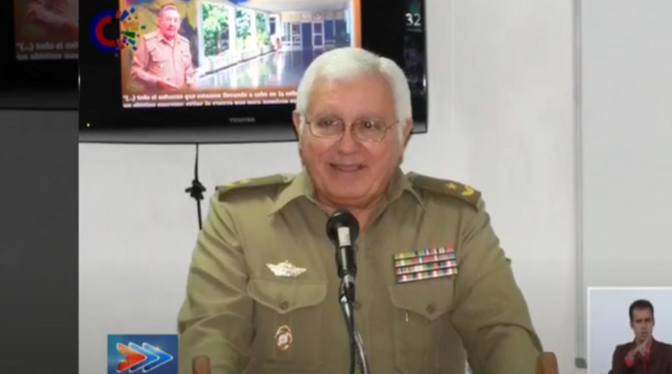 muere de covid-19 el general de la reserva cubano manuel de jesus rey soberon
