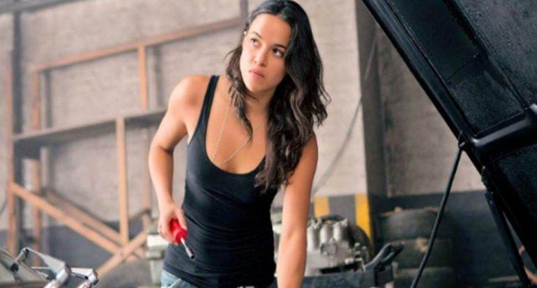 Michelle Rodríguez amenaza con abandonar la saga de Fast & Furious