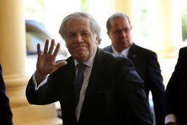 El régimen de Cuba celebró que se suspendiera la reunión del Consejo Permante de la OEA que debía condenar la actuación de las autoridades. (Archivo AP)