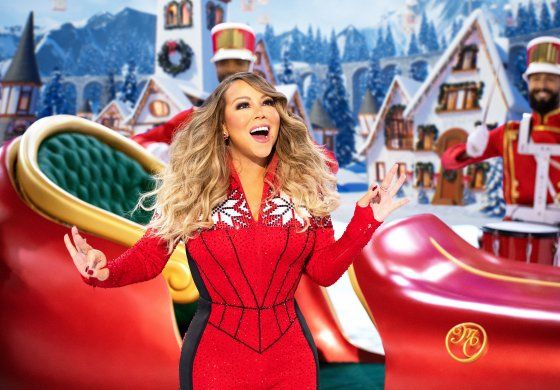 Mariah Carey comparte su deseo para esta Navidad