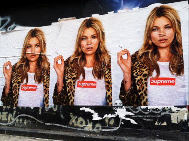 Marca de ropa Supreme vende prendas con la imagen de Che Guevara