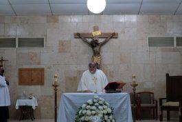 misa en hialeah, en solidaridad con el movimiento san isidro