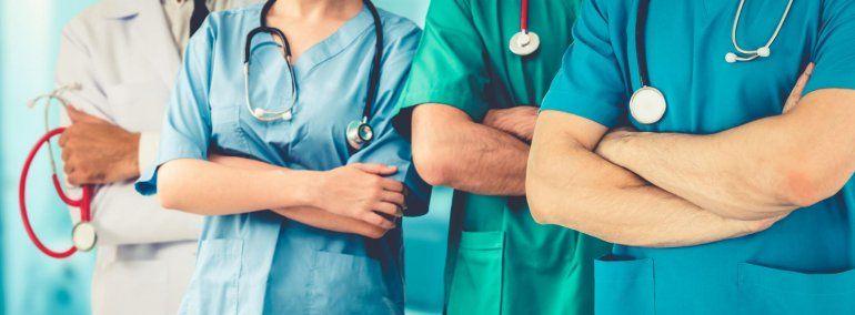 Se frena el éxodo de médicos y enfermeros por la pandemia