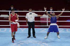 iglesias gana su segundo oro olimpico en boxeo para cuba