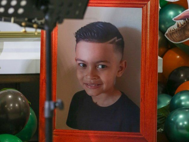 Presentan evidencia de la brutal golpiza que sufrió el niño Jeiden