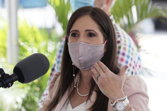 A vista pública designación de Eileen Vélez