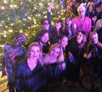 Talentos de América TeVé compartieron tarima con grandes figuras de la música en el primer viernes de la Pequeña Habana