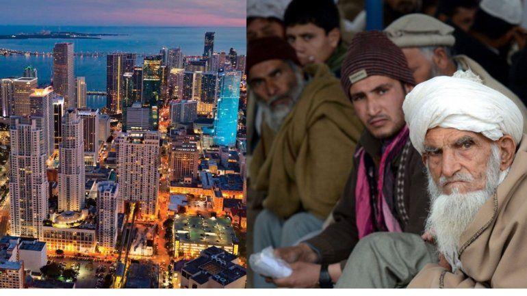 Alcaldesa de Miami-Dade le dice a Biden que está dispuesta a recibir a refugiados Afganos en el condado