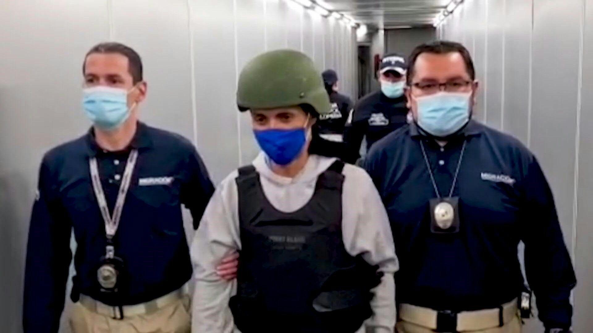 colombia.- la justicia colombiana manda a la carcel al exguerrillero el zarco extraditado desde espana