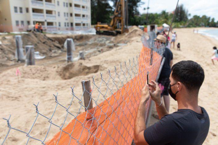 Titular del condominio Sol y Playa en Rincón impugna deslinde de la zona marítimo terrestre
