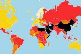 rsf: cuba es el peor pais de latinoamerica en materia de libertad de prensa