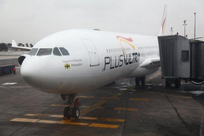 El rescate público de una aerolínea ligada al régimen de Nicolás Maduro desató una polémica en España
