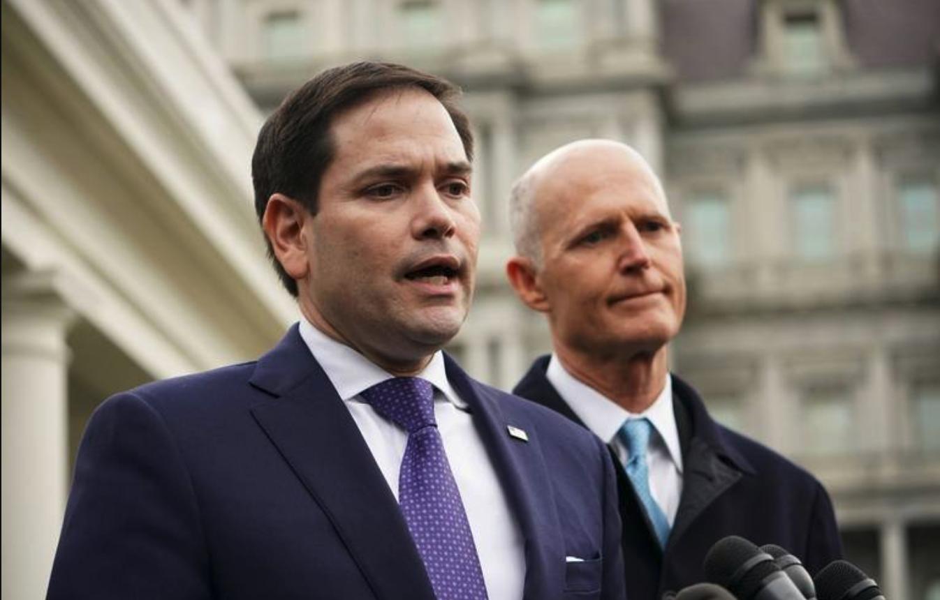rubio y scott presentan resolucion para castigar al regimen cubano por abusos