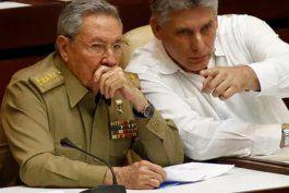 el regimen cubano le envio un mensaje al nuevo presidente norteamericano, joe biden