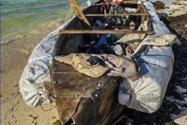 detienen a 6 migrantes cubanos que desembarcaron cerca de marathon
