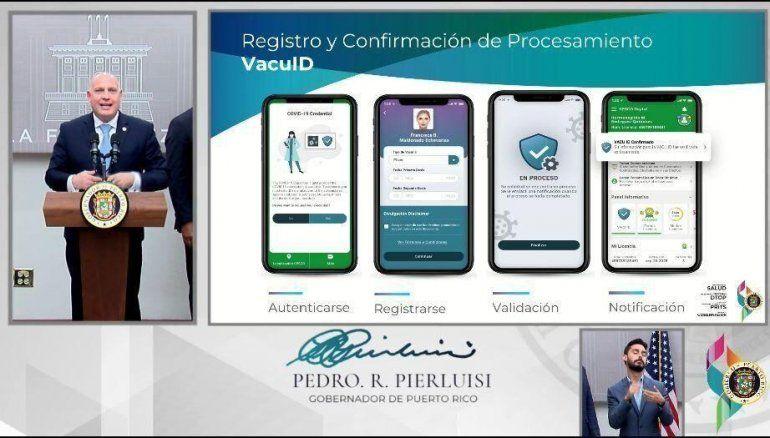 Ya se han expedido más de 200,000 credenciales móviles del VacuID
