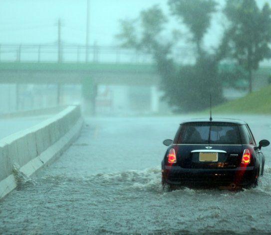 Meteorología pronostica lluvias para toda la isla y advierte sobre riesgo de deslizamientos