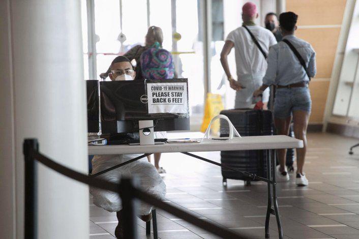 Inicia hoy nuevo protocolo en el aeropuerto