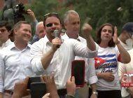 congresistas republicanos se unieron  a los cubanos en washington
