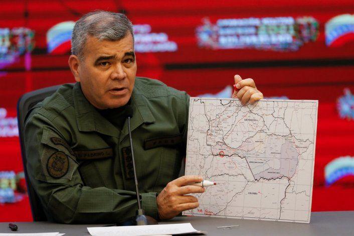 Crisis en la frontera con Colombia: ya son ocho los militares venezolanos muertos en combate contra la disidencia de las FARC