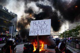 black lives matter expresa apoyo a la dictadura cubana