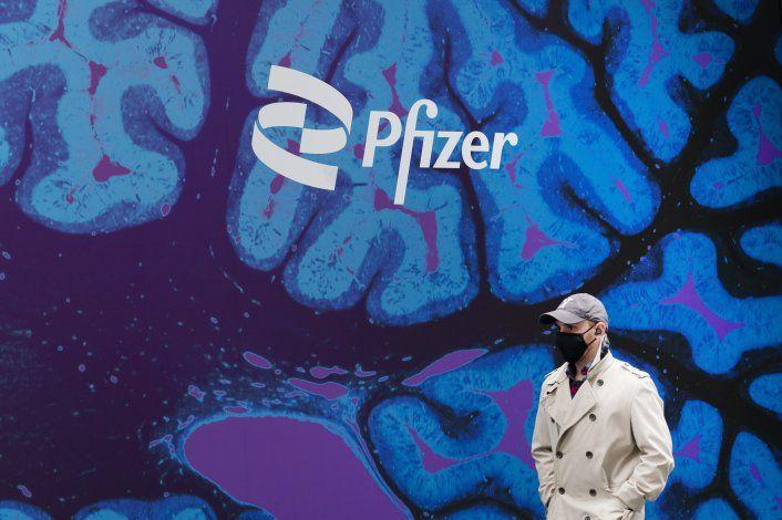 Pfizer reporta ganancias de 4.900 mdd en 1er trimestre