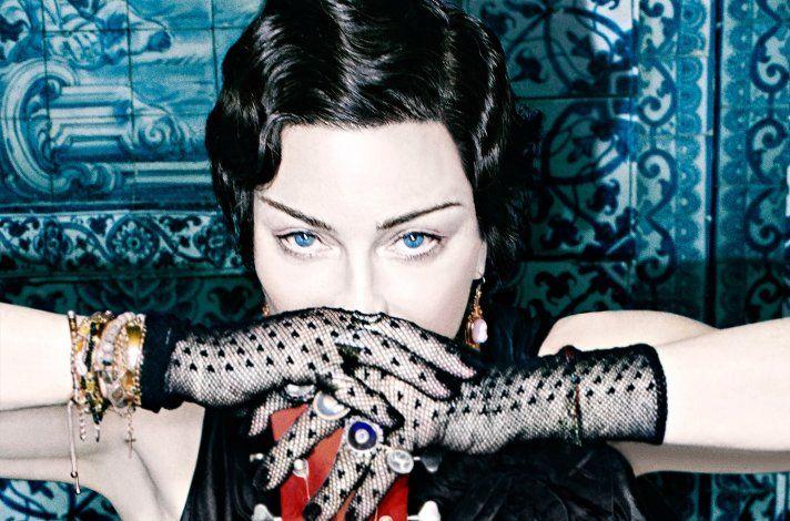 Las FOTOS SENSUALES de Madonna que no esperabas