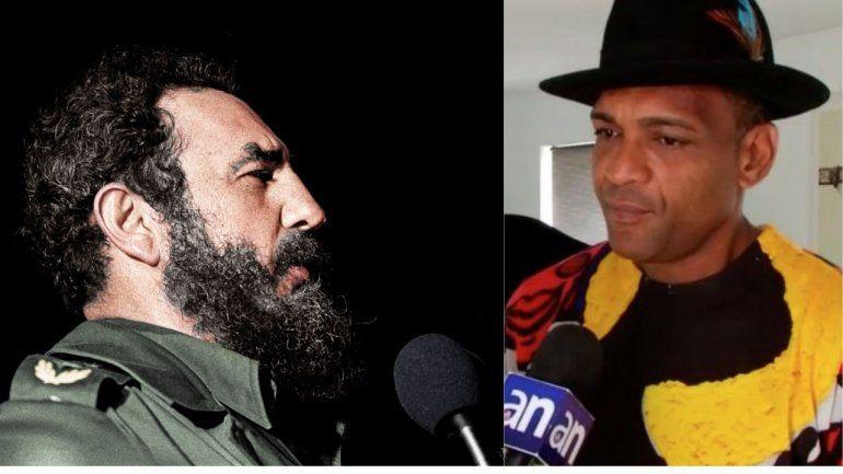 Descemer Bueno: La madre de Fidel nunca debió haberlo parido