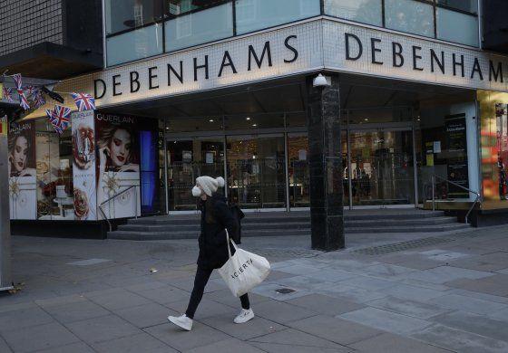 Quiebran tradicionales empresas minoristas británicas